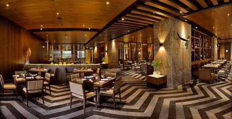 The Lalit Hotel Delhi Restaurant