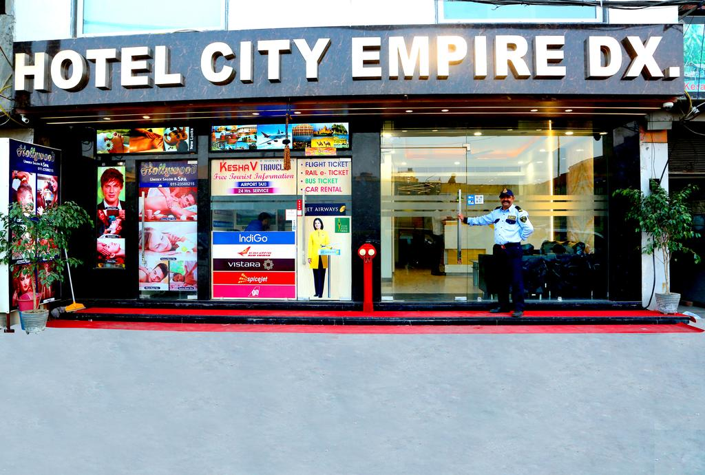 City Empire Dx Hotel Delhi