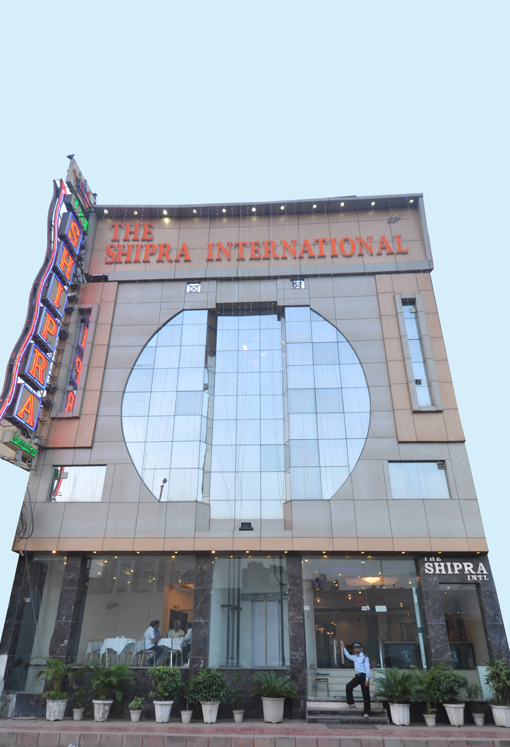 The Shipra International Hotel Delhi