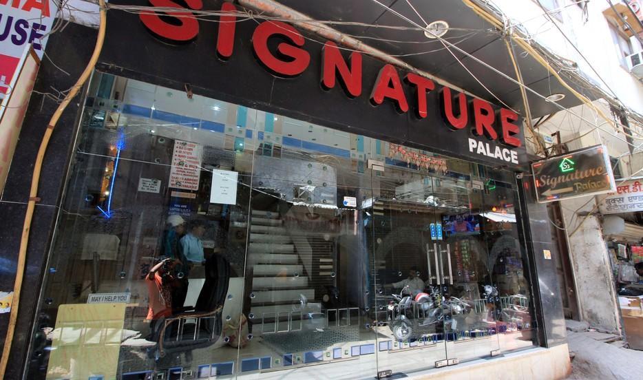 Signature Palace Hotel Delhi, Rooms, Rates, Photos, Reviews
