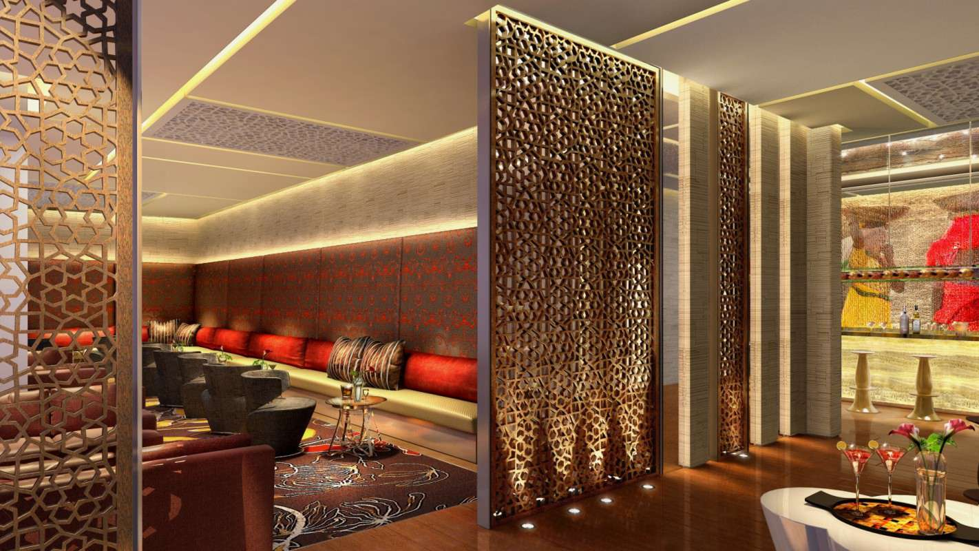 Дизайн декоративных решеток